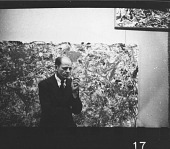 view Exhibition, Betty Parsons Gallery digital asset: Exhibition, Betty Parsons Gallery