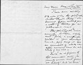 view Letters to Ehrick and Mary Rossiter, L-Z digital asset: Letters to Ehrick and Mary Rossiter, L-Z