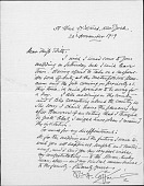 view Letters to Edith Rossiter Bevan digital asset: Letters to Edith Rossiter Bevan