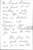 view Scrapbook of Correspondence digital asset: Scrapbook of Correspondence