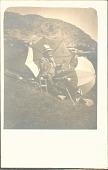 view Photograph on postcard of John Singer Sargent digital asset: Photograph on postcard of John Singer Sargent