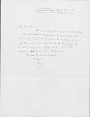 view Condolence Letters, B digital asset: Condolence Letters, B