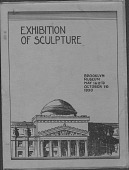 view Exhibition Catalogs, John Storrs Exhibitions digital asset: Exhibition Catalogs, John Storrs Exhibitions