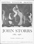 view Exhibition Catalogs, John Storrs Exhibitions digital asset: Exhibition Catalogs, John Storrs Exhibitions