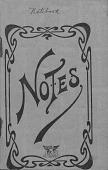 view Henry Ossawa Tanner, Notebooks digital asset: Henry Ossawa Tanner, Notebooks