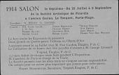 view Societe Artistique de Picardie Documents digital asset: Societe Artistique de Picardie Documents