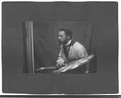 view Portraits of Robert Vonnoh digital asset: Portraits of Robert Vonnoh