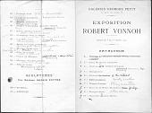 view Exhibition Catalogs, Robert Vonnoh digital asset: Exhibition Catalogs, Robert Vonnoh
