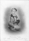 view Photograph of Alexander Potter digital asset: Photograph of Alexander Potter