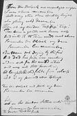 "view Handwritten Lyrics to ""Remember, Love, Remember,"" digital asset: Handwritten Lyrics to ""Remember, Love, Remember,"""