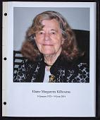 view Elaine Margaretta Kilbourne portrait digital asset: Elaine Margaretta Kilbourne portrait