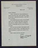 view Letter to Mrs. Kilbourne from Eugene E. Griffith digital asset: Letter to Mrs. Kilbourne from Eugene E. Griffith