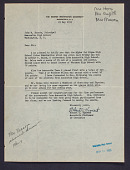 view Letter to John M. Koontz from George Washington University digital asset: Letter to Anacostia High School