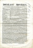 view Douglass' Monthly, Vol. III, No. X digital asset: March, 1861, Vol. III: N0. X