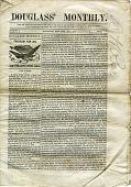 view Douglass' Monthly, Vol, III,  No. I digital asset: May 1861, Vol, III:  N0. I