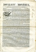 view Douglass' Monthly, Vol. IV, No. I digital asset: June 1861, Vol. IV: N0. I