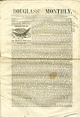view Douglass' Monthly, Vol. IV, No. II digital asset: July 1861, Vol. IV: N0. II
