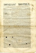 view Douglass' Monthly, Vol. IV, No. III digital asset: August 1861, Vol. IV: N0. III