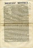 view Douglass' Monthly, Vol. V. No. III digital asset: Douglass' Monthly, Vol. V. No. III