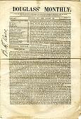 view Douglass' Monthly, Vol. V. No. VI digital asset: Douglass' Monthly, Vol. V. No. VI