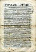 view Douglass' Monthly, Vol. III, No. V digital asset: October 1860, Vol. III, N0. V