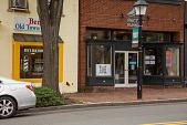 "view Storefront with ""Black Lives Matter"" sign in window digital asset: Storefront with ""Black Lives Matter"" sign"