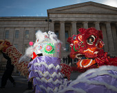 view Chinese New Year parade digital asset: Chinese New Year parade
