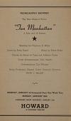 """view Program """"Tan Manhattan"""" digital asset: Program """"Tan Manhattan"""""""