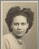 view Frank R. Jackson papers digital asset: Mary Brooks