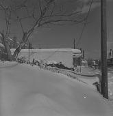 view Snow scenery in Anacostia digital asset: Snow scenery in Anacostia
