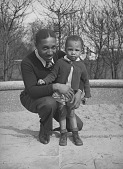 view Mrs. Shepard and child digital asset: Mrs. Shepard and child