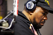view We the People: The Citizens of NYCHA in Photos + Words Project Records digital asset: Afrika Bambaataa