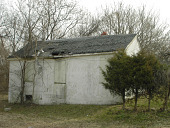 view Fractious family house  side view digital asset: Fractious family house  side view