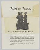 view Facts on Funds, National Council of Negro Women booklet digital asset: Facts on Funds, National Council of Negro Women booklet