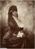 view Lillian Evanti wears costume from Lucia di Lammermour digital asset: Lillian Evanti  in opera costume