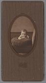view Thurlow Evans Tibbs digital asset: Portrait of baby