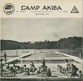 view Alma Mater Recording Co. audio recordings digital asset: Camp Akiba