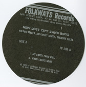 view FF 369 New Lost City Bang Boys (New Lost City Ramblers)- Earth is Earth digital asset: FF 369 New Lost City Bang Boys (New Lost City Ramblers)- Earth is Earth