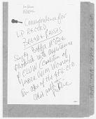 view MCGEE, Bobbie, Women Songs digital asset: MCGEE, Bobbie, Women Songs