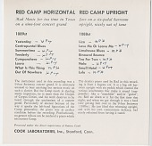 view COOK01088: Red Camp, Red Camp Horizontal digital asset: COOK01088: Red Camp, Red Camp Horizontal