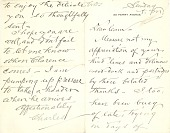 view Currie, Cameron digital asset: Charles Lang Freer's correspondence with Cameron Currie