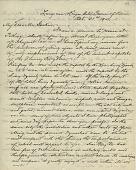 view Gookin, Frederick William digital asset: Charles Lang Freer's correspondence with Frederick William Gookin