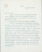 view Charles Lang Freer's letters to Frank Hecker during foreign travels digital asset: Charles Lang Freer's letters to Frank Hecker during foreign travels
