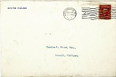 view Roosevelt, Theodore digital asset: Letters between Charles Lang Freer and Theodore Roosevelt