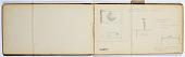 "view SK-XXXII marked ""Damas. I"" digital asset: Ernst Herzfeld Papers, Series 2: Sketchbooks; Subseries 2.13: Damascus 1, 1914: Sketchbook 32"