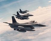 view General Dynamics F-16 digital asset: General Dynamics F-16