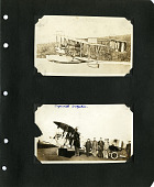 view Clarence H. Arveson Aviation Scrapbook digital asset: Clarence H. Arveson Aviation Scrapbook
