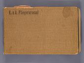 view Paul Ernst World War I Photograph Album digital asset: [Scrapbook]
