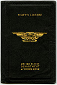 view Transport Pilot's License digital asset: Transport Pilot's License