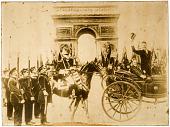 view Charles A. Lindbergh Arc de Triomphe Composite Photograph [Zachter] digital asset: Charles A. Lindbergh Arc de Triomphe Composite Photograph [Zachter]